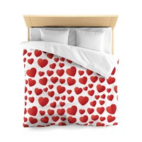 Lovely Pattern  Microfiber Duvet Cover