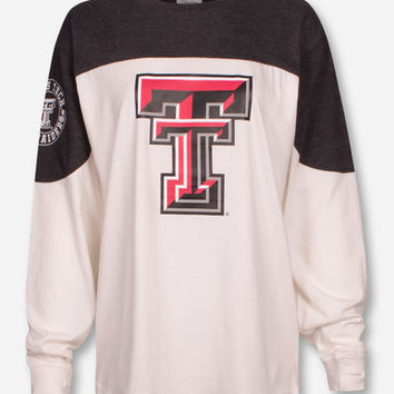 "Pressbox Texas Tech Red Raiders ""Cannondale"" Long Sleeve Shirt"