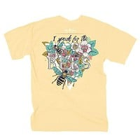 I Speak for the Bees Tee by Lily Grace
