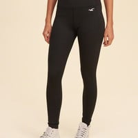 Girls High-Rise Active Leggings | Girls New Arrivals | HollisterCo.com
