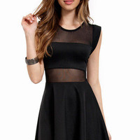 Censored Skater Dress $33