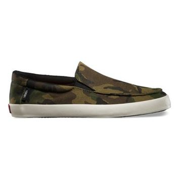 Vans Bali (Camo green/antique)