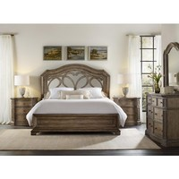 Solana Queen Bedroom Group 2 by Hooker Furniture at Baer's Furniture