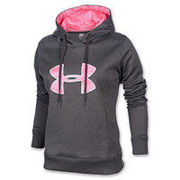 Women's Under Armour PIP Big Logo Applique Hoodie