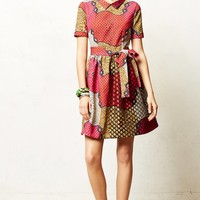 Legend & Song Dutch Wax Pili Dress