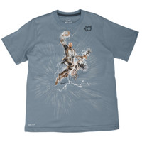 Nike KD Hero TD T-Shirt - Boys' Grade School at Kids Foot Locker