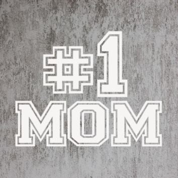 NUMBER 1 MOM TANK TOP