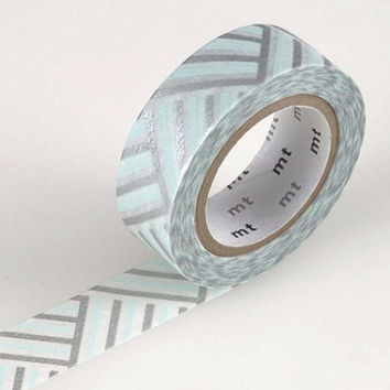 mt Washi Tape Single Corner Izumi Spring Fountain