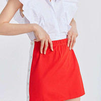 Silence + Noise Tearaway Mini Skirt | Urban Outfitters