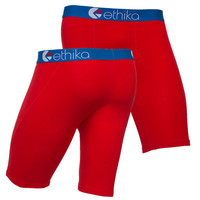 Ethika Men's The Capital Boxer Briefs Underwear