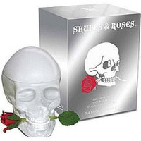 Ed Hardy Skull And Roses Perfume By Christian Audigier For Women