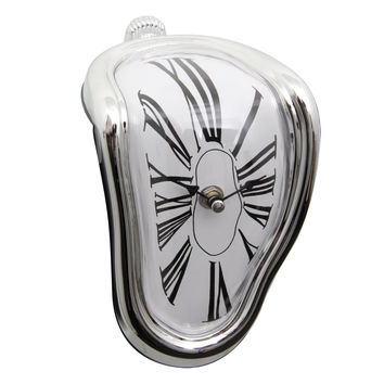 New Arrival! Melting clock art wall clock