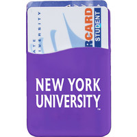 New York University Cell Phone ID Case