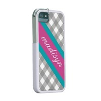 Girly Personalized Graft Leverage iPhone 5/5S Case