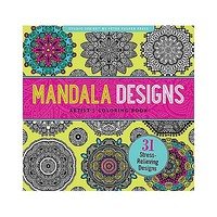Mandala Coloring Book - Spencer's