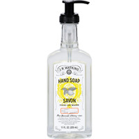 J.r. Watkins Natural Home Care Hand Soap - Lemon - 11 Oz