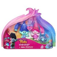 DreamWorks Trolls Poppy and Branch True Colors Set