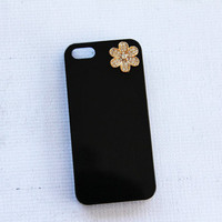 iPhone Cell Phone Cases iPhone 5 5s 5c Floral Cell Phone Cases Uncommon iPhone 6 Plus Case Black Cases Flower iPhone 5s for iPhone 4s Black