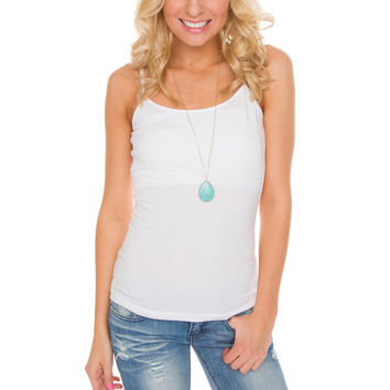 Shirley Top - White