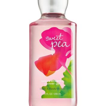Sweet Pea Shower Gel   - Signature Collection - Bath & Body Works