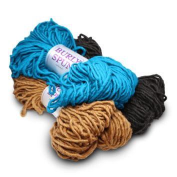 Brown Sheep Burly Spun Yarn - Solid Colors