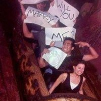 <3 / cutest. proposal. ever.