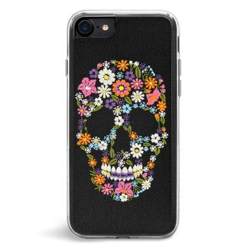 Calavera Embroidered iPhone 7/8 Case