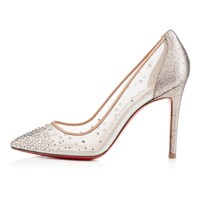 BODY STRASS 100 mm, GRENADINE, Strass, Souliers pour femme