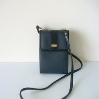 Vintage Liz Claiborne Crossbody Bag/ Purse