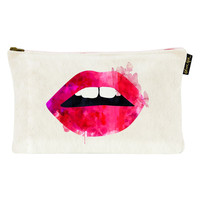 Oliver Gal Lola's Lips Pouch