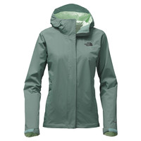 Women's Venture 2 Jacket in Trellis Green by The North Face