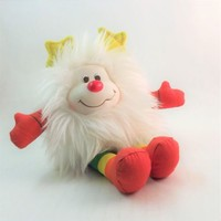 Rainbow Brite White Twink Sprint Stuff Animal Plush Hallmark