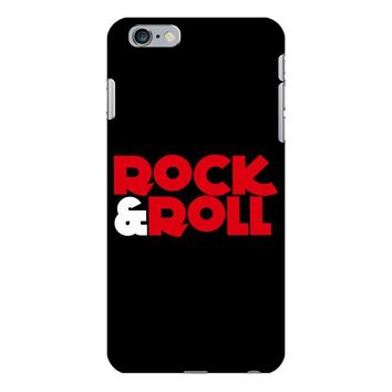 rock n roll iPhone 6/6s Plus Case