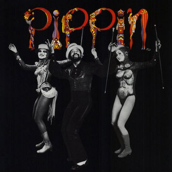Pippin 11x17 Broadway Show Poster (1972)