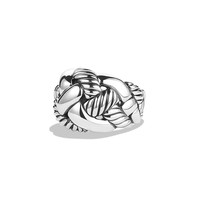 Woven Cable Ring - David Yurman