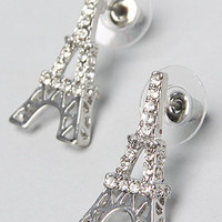 Accessories Boutique Earrings Pour Another Glass  - Karmaloop