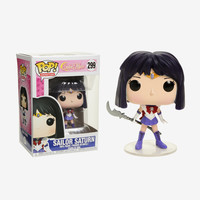 Funko Sailor Moon Pop! Animation Sailor Saturn Vinyl Figure