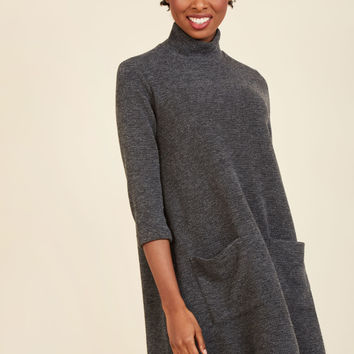 Ladies' Night In Sweater Dress | Mod Retro Vintage Dresses | ModCloth.com