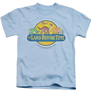 Land Before Time - Dino Breakout Short Sleeve Juvenile 18/1