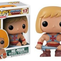 Funko POP Mattel: He-Man Masters of The Universe Vinyl Figure