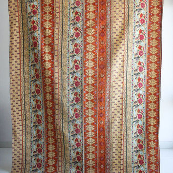 Sale - Twin Bed Cover or Twin Size Blanket Throw