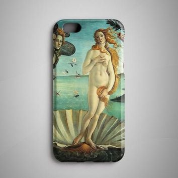 Birth of Venus Painting iPhone 8 Case iPhone 8