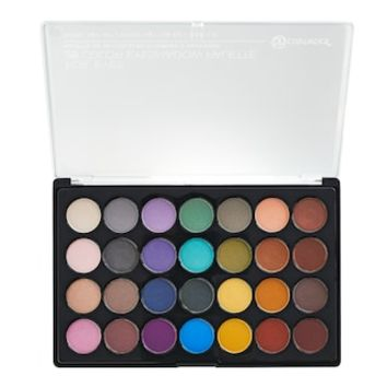 BH Cosmetics Foil Eyes 28-Color Eyeshadow Palette | null