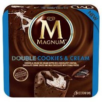 Magnum Double Cookies & Cream - 3 ct 9 fl oz