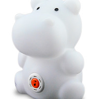 Twinkie Happy Hippo LED Color-Changing Night-Light | zulily