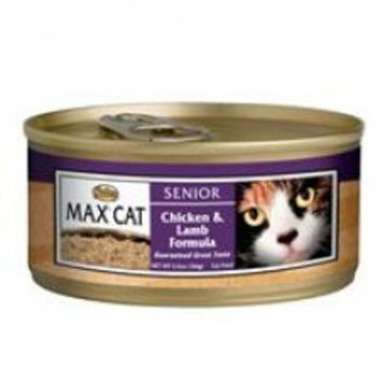 Nutro Max Cat Senior Cat Food (Case)