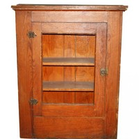 Antique pine medicine cabinet: Architectural Salvage Online Store, Buy Altered Antiques | OGTstore.com