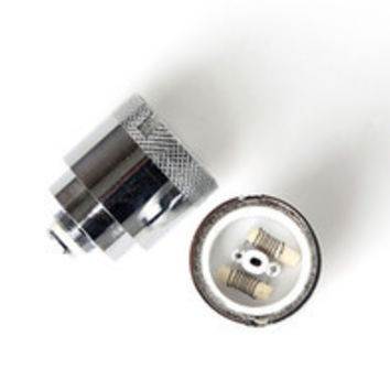 D-Core Dual Ceramic Sub Ohm Coils 0.4Ω for The SWAT - Stealthy Wax Atomizer Tank