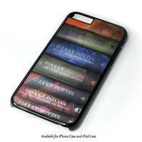 Harry Potter Collage Art Design for iPhone and iPod Touch Case