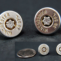 .38 Special Silver with Stones
